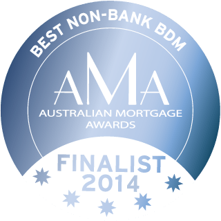 Best Non-Bank BDM - Finalist 2014