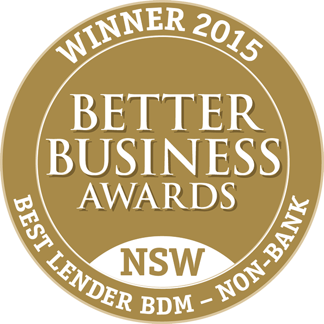 VIC Best Lender BDM - Non-Bank 2015