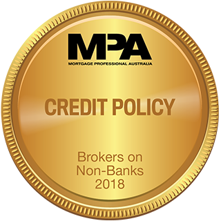MPA 2018 Credit Policy