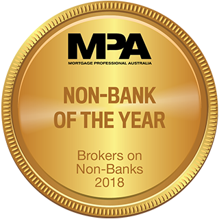 MPA 2018 Non-Bank of The Year