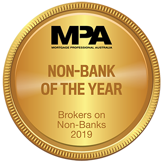 MPA 2019 Non-Bank of The Year