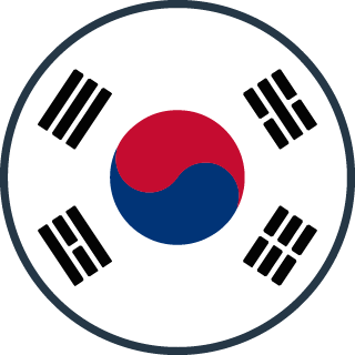 Button South Korea Website
