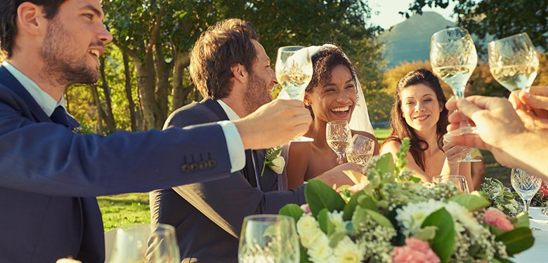 Things to consider before taking out a wedding loan