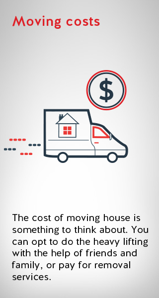 an image illustrating moving costs which could add up